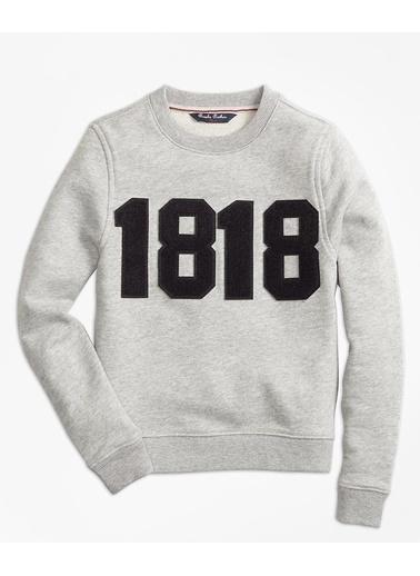 Brooks Brothers Sweatshirt Gri